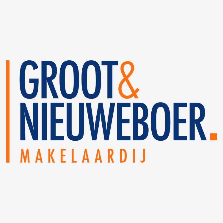 Groot & Nieuweboer, Makelaardij, JoostintheHouse, Wervershoof, Grafisch, Websites